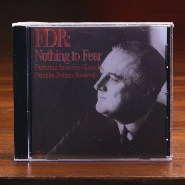 FDR: Nothing to Fear CD