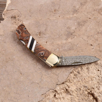 Wooly Mammoth Tooth Knife