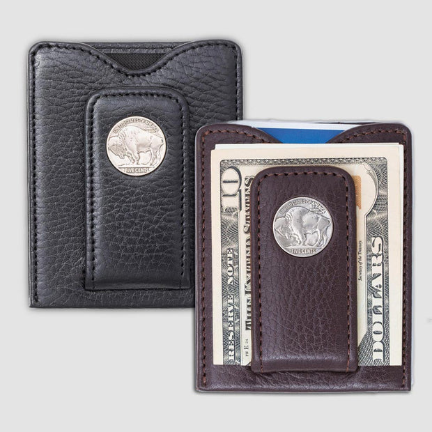Buffalo Nickel Wallets
