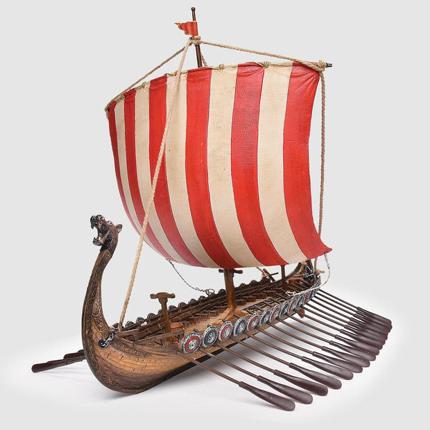 Viking Sailboat