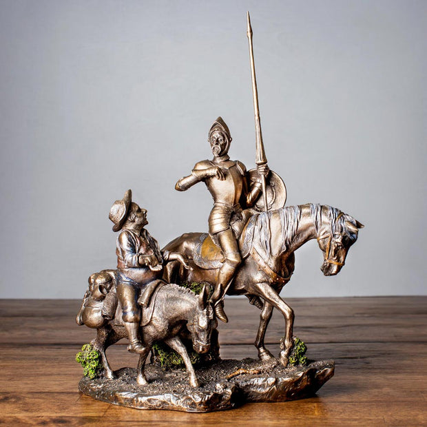 Don Quixote Sculpture