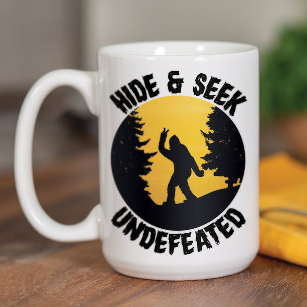 Hide and Seek Champ Mug