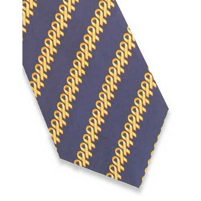 Yellow Ribbon Tie