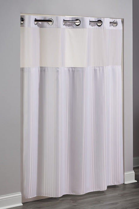 Double H Hookless Shower Curtains Wholesale