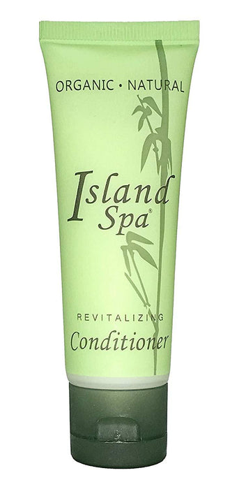 Hotel wholesale shampoo. Island Spa collection. 1.7 oz, 50 ml. Tube. 200 Items pack, 0.65 USD per item