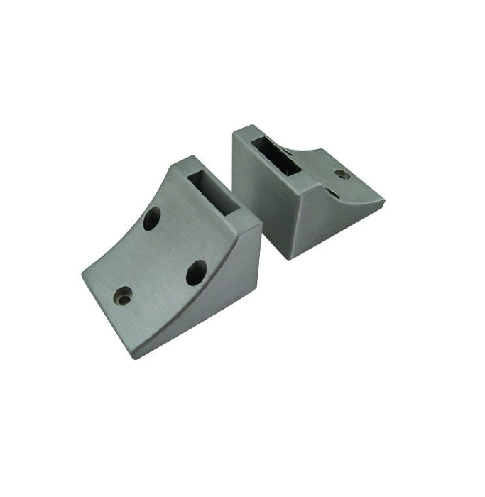 Replacement wall brackets for the Arc shower Bar. Price per dozen