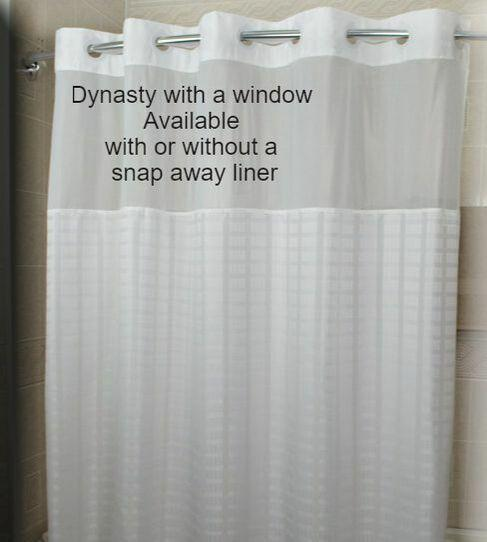 Dynasty shower curtains wholesale