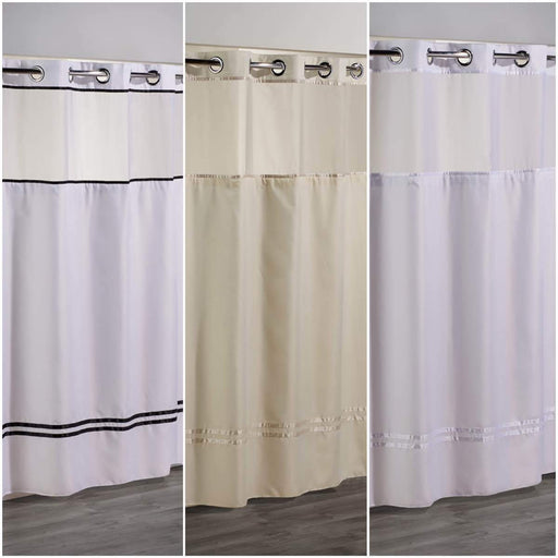 Wholesale escape shower curtain