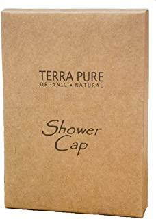 Hotel shower cap. Terra therapy-collection. Boxed, 300 items pack, 0.24 USD per item