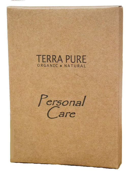 Hotel personal care kit. Terra Pure green tea collection, box. 500 Items pack, 0.33 USD per item