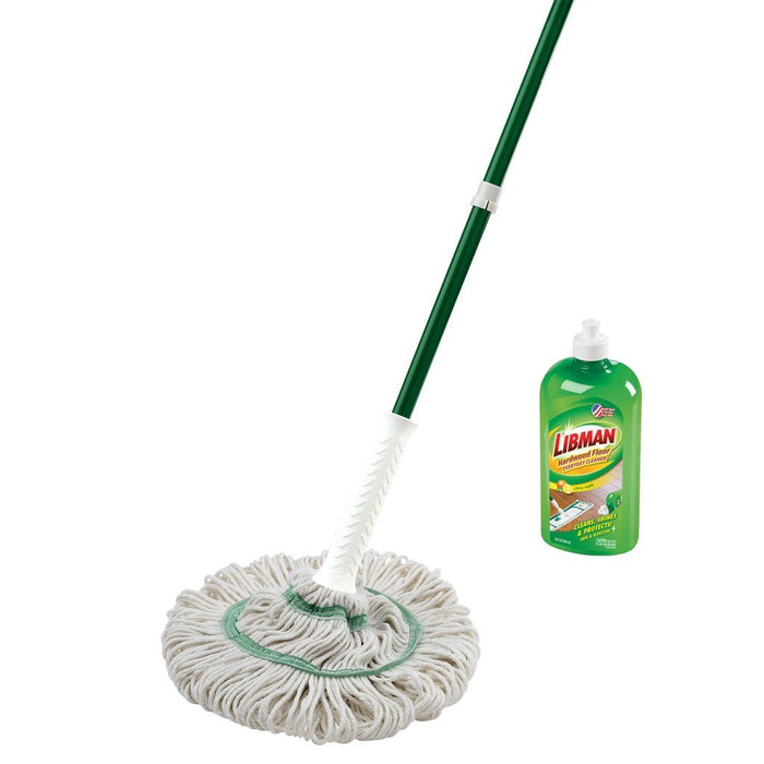 Tornado mop. Hotel janitorial cleaning supplies.