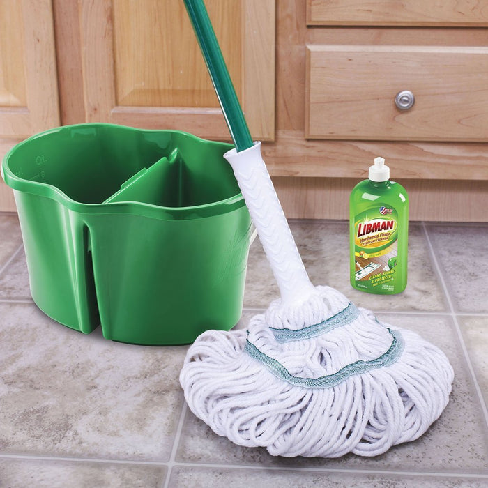 Tornado mop. Hotel janitorial cleaning equipment