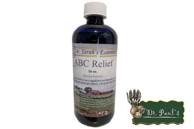 ABC Relief (Dr. Sarah's Essentials)