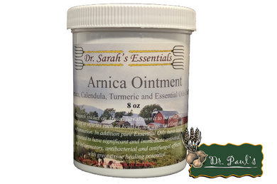 Arnica Ointment (Dr. Sarah's Essentials)