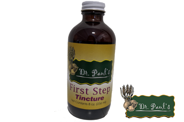 First Step Tincture (Dr. Paul's Lab)