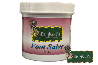 Foot Salve (Dr. Paul's Lab)