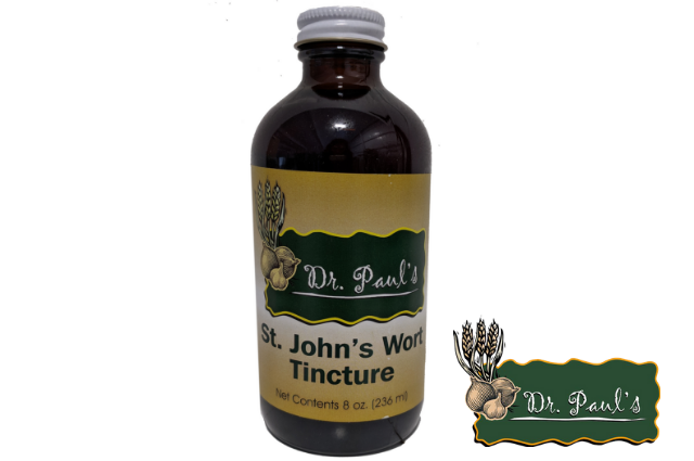 St. John's Wort Tincture (Dr. Paul's Lab)