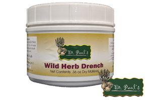 Wild Herb Drench (Dr. Paul's Lab)