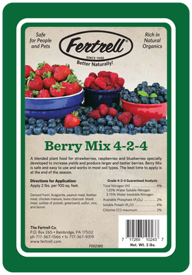 Berry Mix 4-2-4