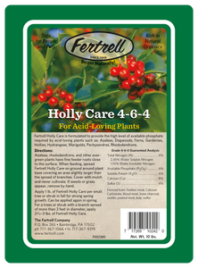 Holly Care 4-6-4