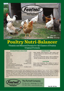 Poultry Nutribalancer