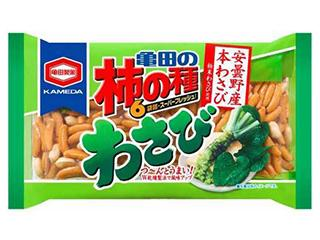 Japanese snacks and crackers
