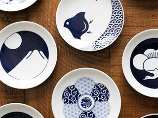 Tableware and Dinnerware from Japan