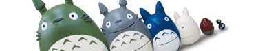 Totoro goods and Ghibli store