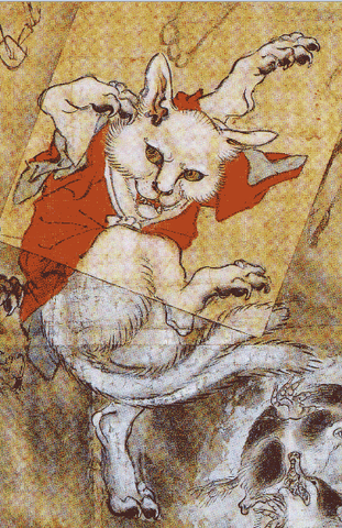Neko-mata or the Cat with Two Tails