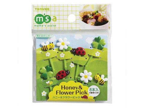 Pick Honey & Flower
