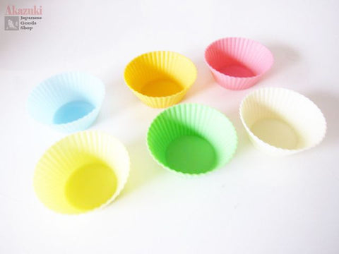Silicon Eco cups food divider