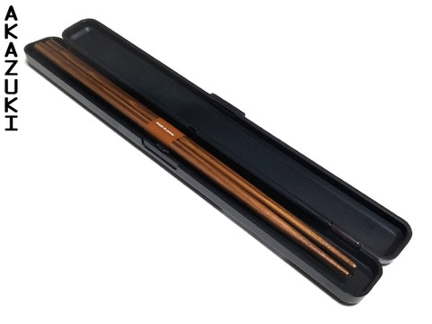 Nagame chopsticks and case
