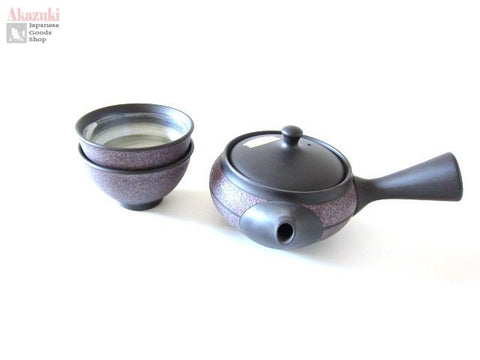 Ukogama tokoname tea set