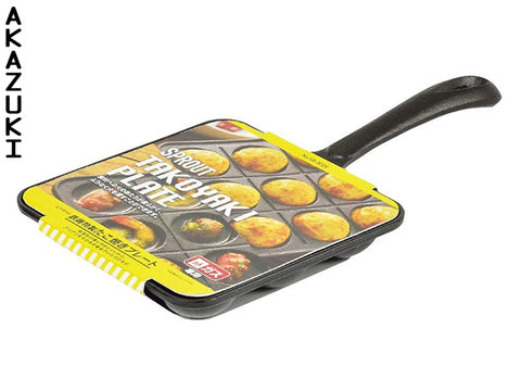 Takoyaki frying pan