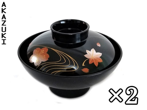 Mingtongli Instant Noodles Bowl with Lid Japanese Style Students Noodle Soup Rice Ramen Bowl Tableware