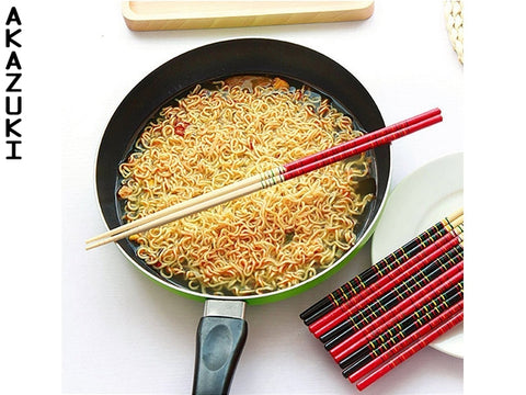 Wooden cooking  chopsticks