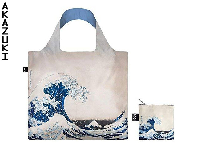 Hokusai reusable bag