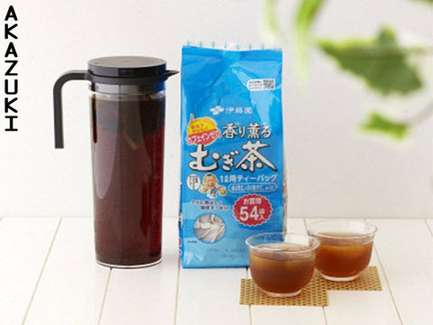 Mugicha (Roasted barley tea)