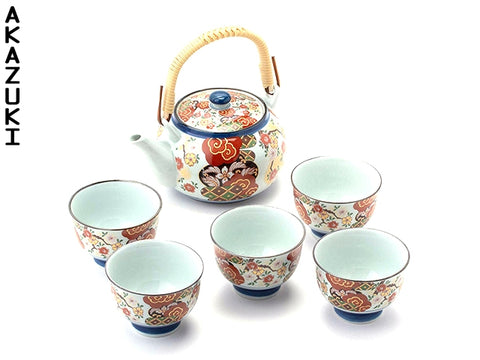 Heian tea set