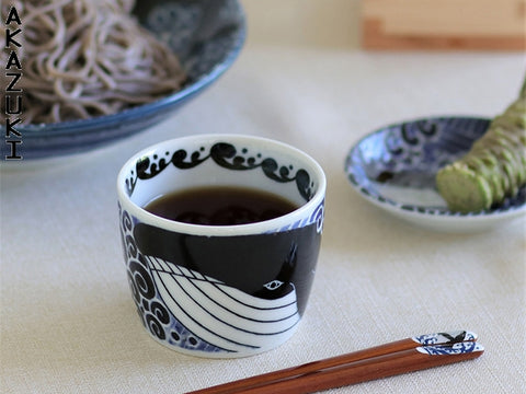 kujira cups (set of 4)