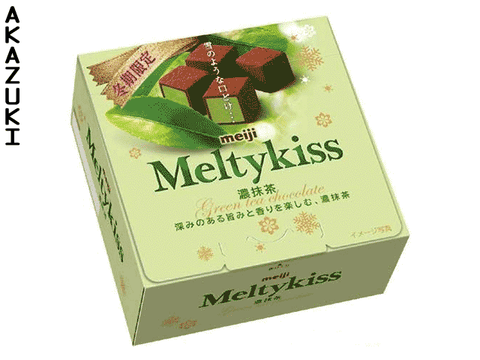 Matcha Meltykiss