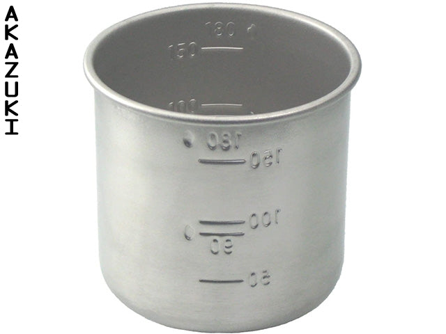 Measuring cup for rice
