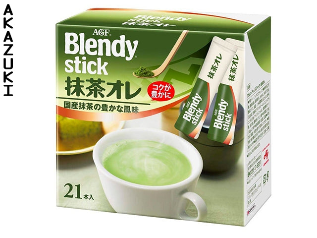 Matcha au lait Blendy stick