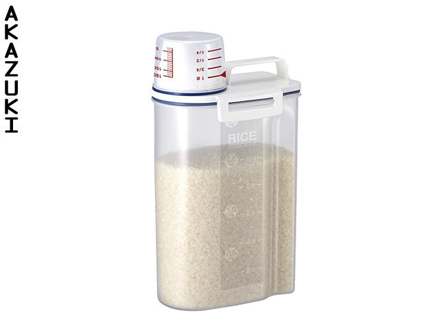 Rice stocker / dispenser