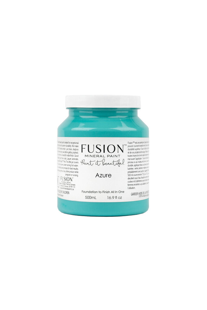 Azure Fusion Mineral Paint - Pint