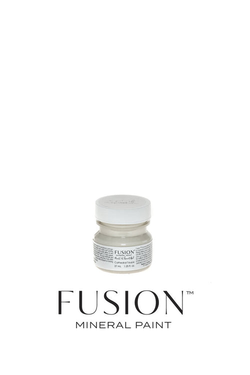 Cathedral Taupe Fusion Mineral Paint - Tester
