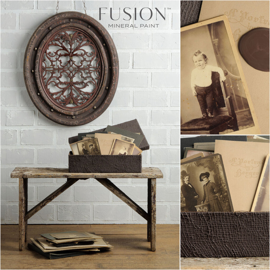 Chocolate Fusion Mineral Paint - Tester