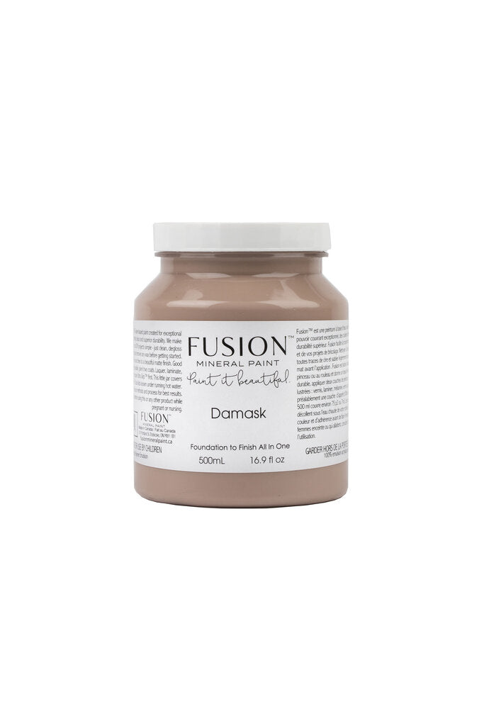 Damask Fusion Mineral Paint - Pint