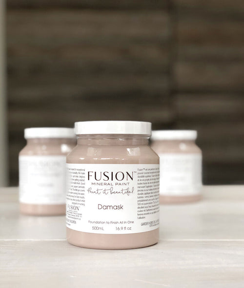 Damask Fusion Mineral Paint - Tester