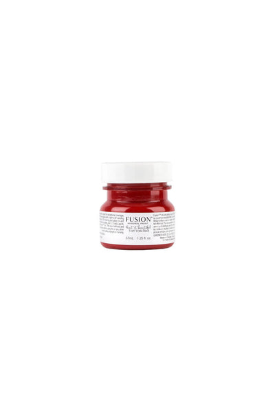 Fort York Red Fusion Mineral Paint - Tester